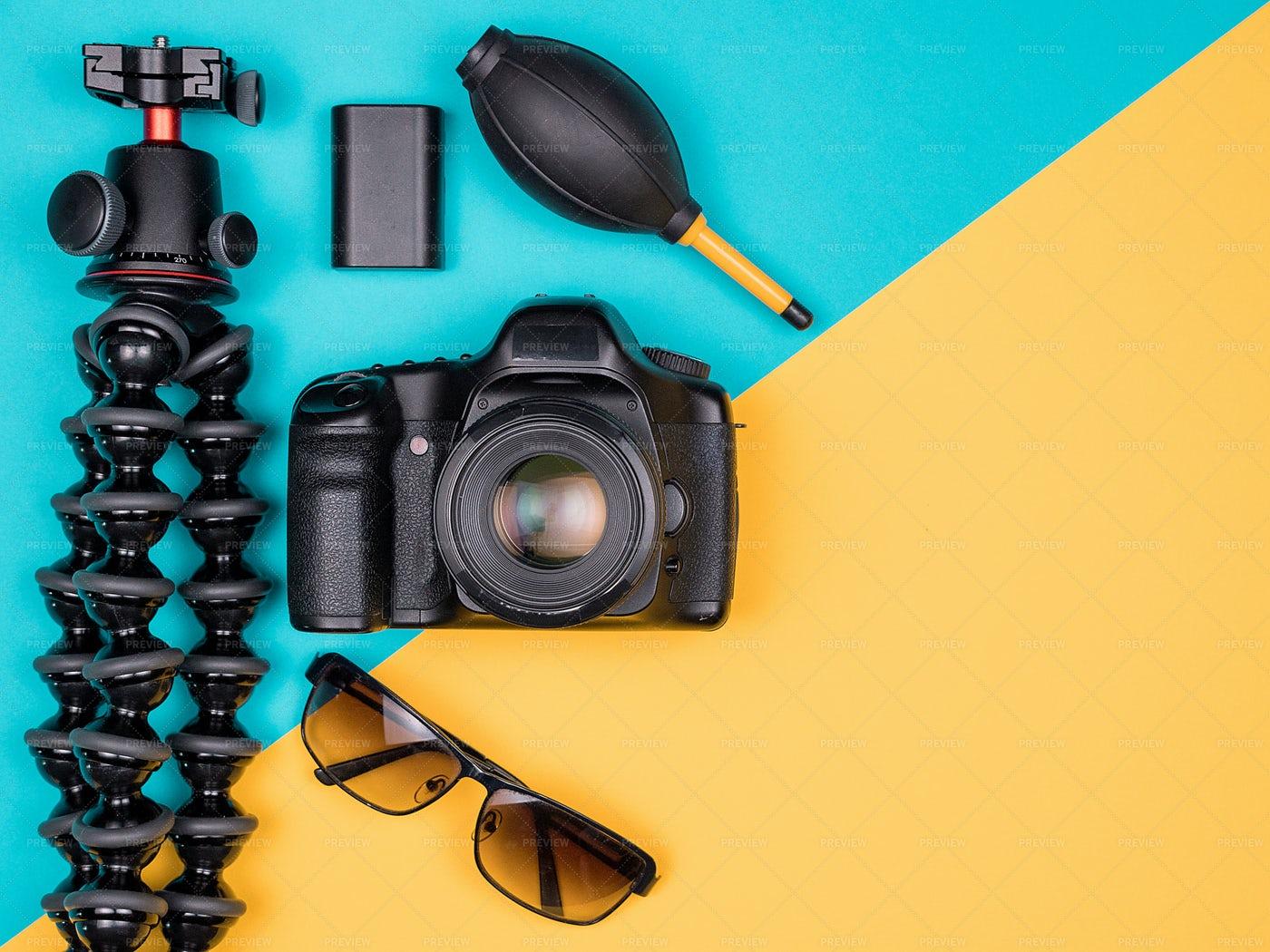 Travel Accessories: Stock Photos