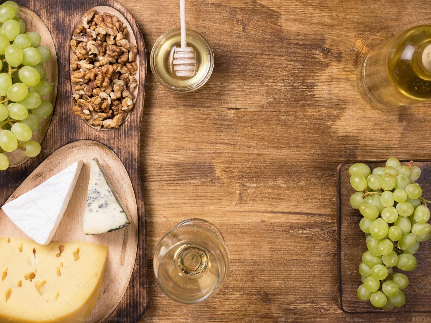 Wine Tasting Background: Stock Photos