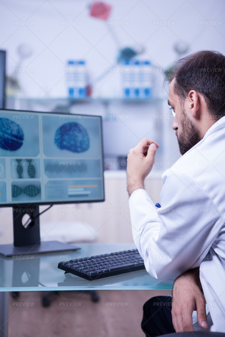 Ambitious Doctor: Stock Photos