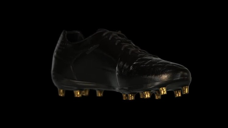 Soccer Cleats: Stock Motion Graphics