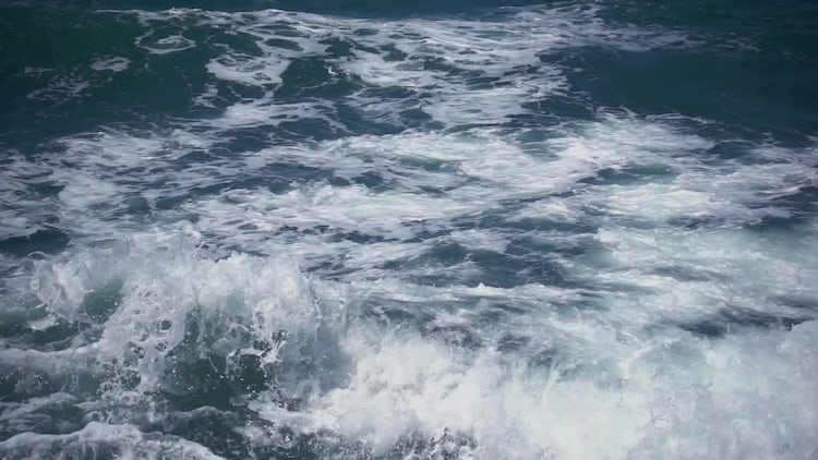 Sea Waves: Stock Video