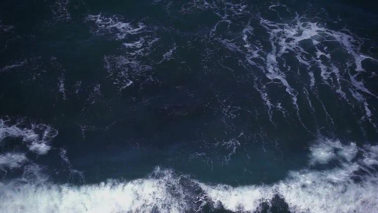 Sea Waves: Stock Video