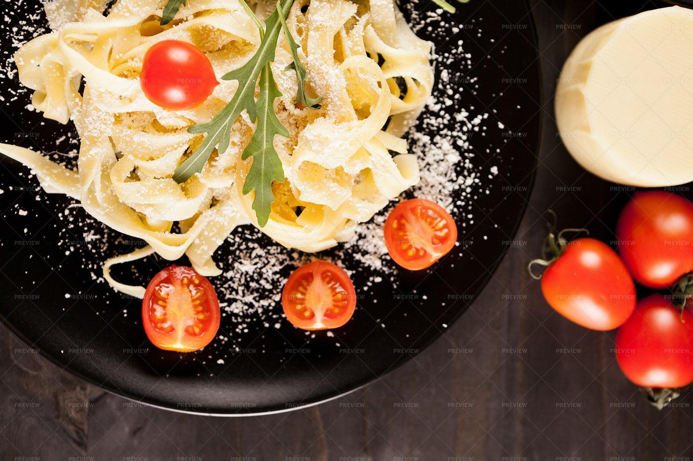 Italian Meal: Stock Photos