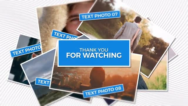 Photo Drop: After Effects Templates