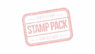 Visa & Simple Stamps: Premiere Pro Templates