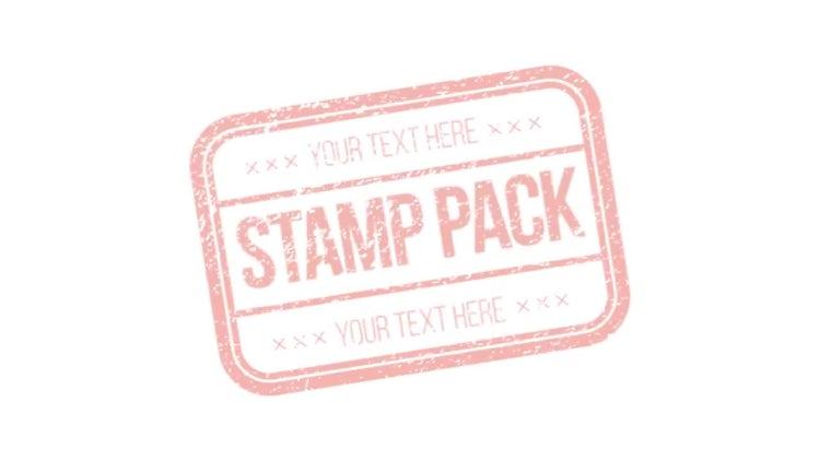 Visa & Simple Stamps: Premiere Pro Templates