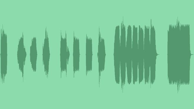 Vibration: Sound Effects