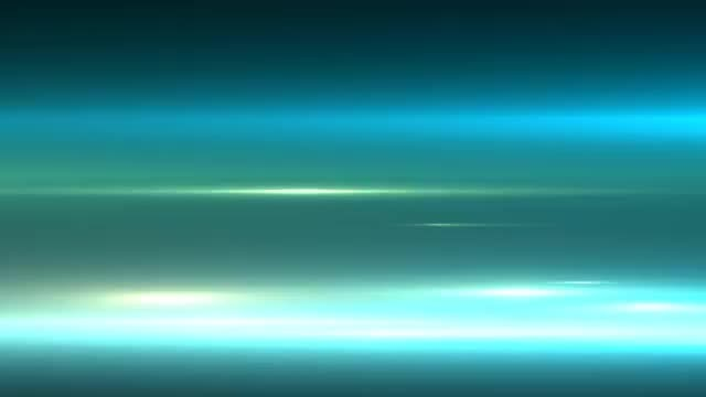 Green and Blue Streak Transition: Stock Motion Graphics