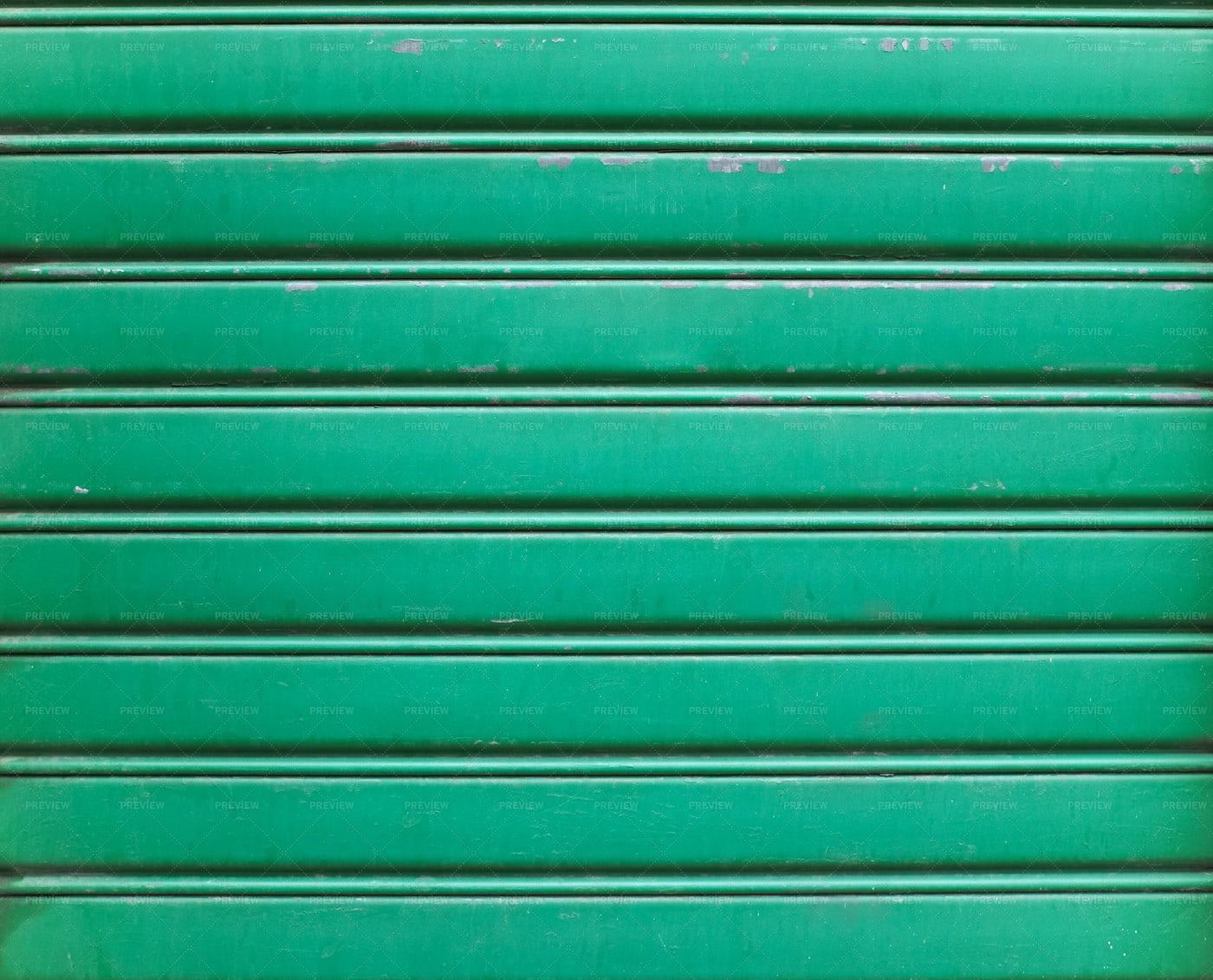 Green Metal Background: Stock Photos