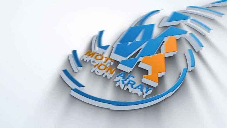 Fast Reveal Logo: After Effects Templates