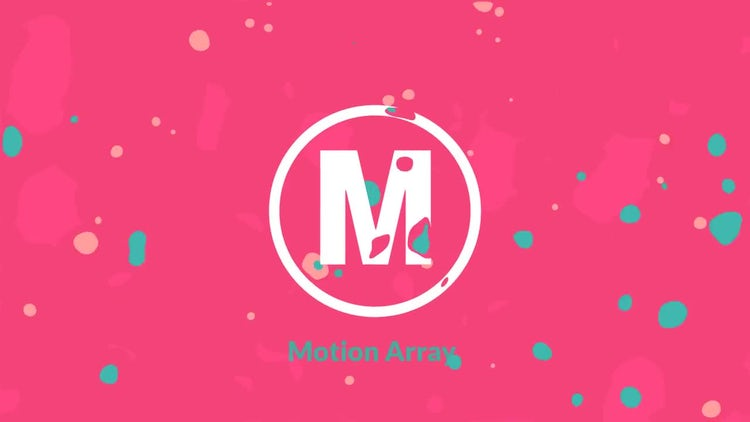 Cartoon Liquid Intro: After Effects Templates