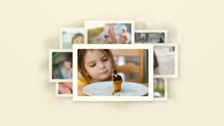 50 Photo Classic Slideshow: After Effects Templates