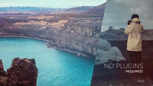 Clean Slideshow: Premiere Pro Templates