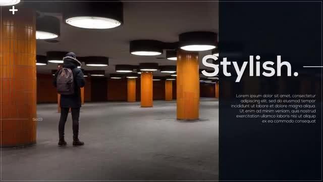 Elegant Promo: Premiere Pro Templates