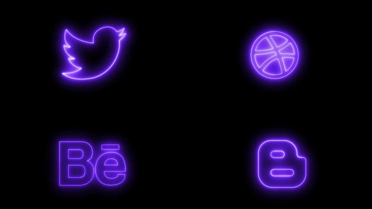 Light Social Media: Motion Graphics