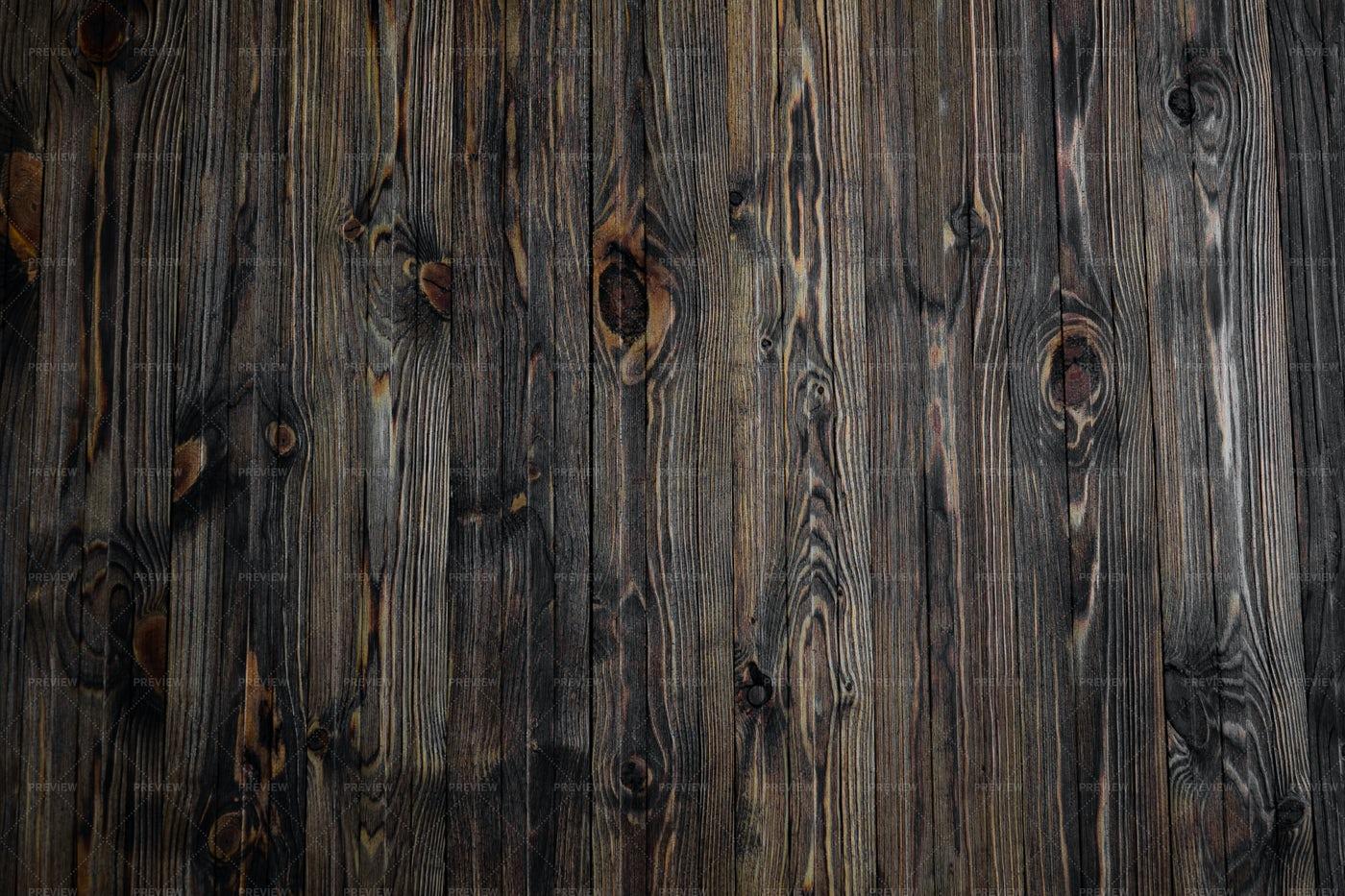 Dark Wood Surface Texture: Stock Photos