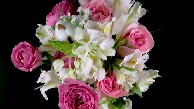 bouquet: Stock Video