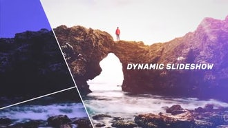 Professional Dynamic Slideshow: After Effects Templates