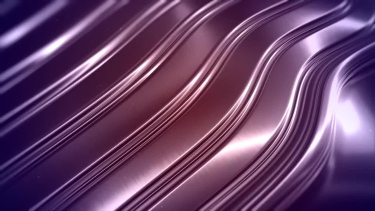 Steel Glossy Background: Stock Motion Graphics