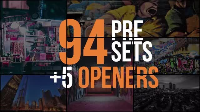 MultiFramer: Premiere Pro Presets