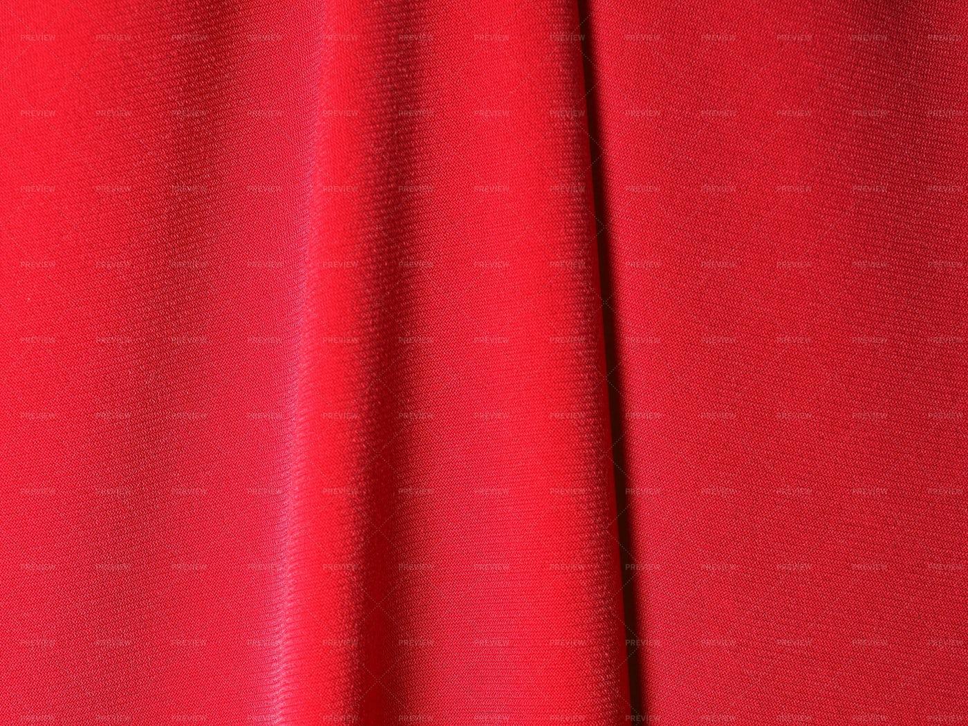Red Curtain: Stock Photos