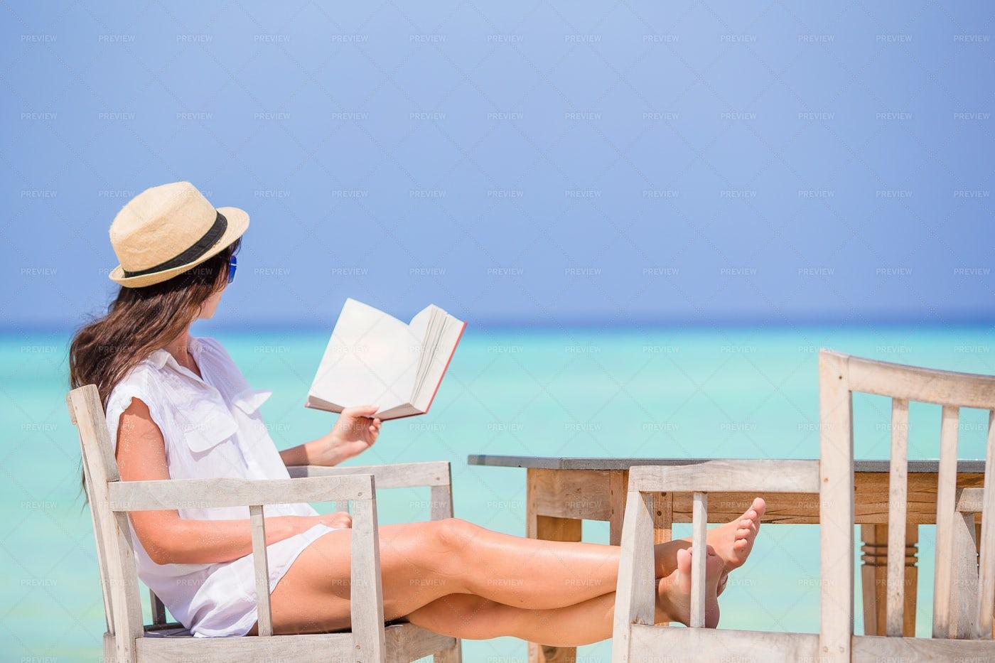 Reading Beachfront: Stock Photos