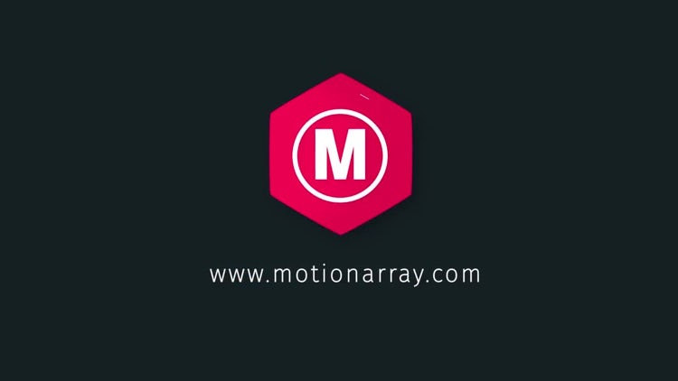 Clean Logo Reveal : After Effects Templates