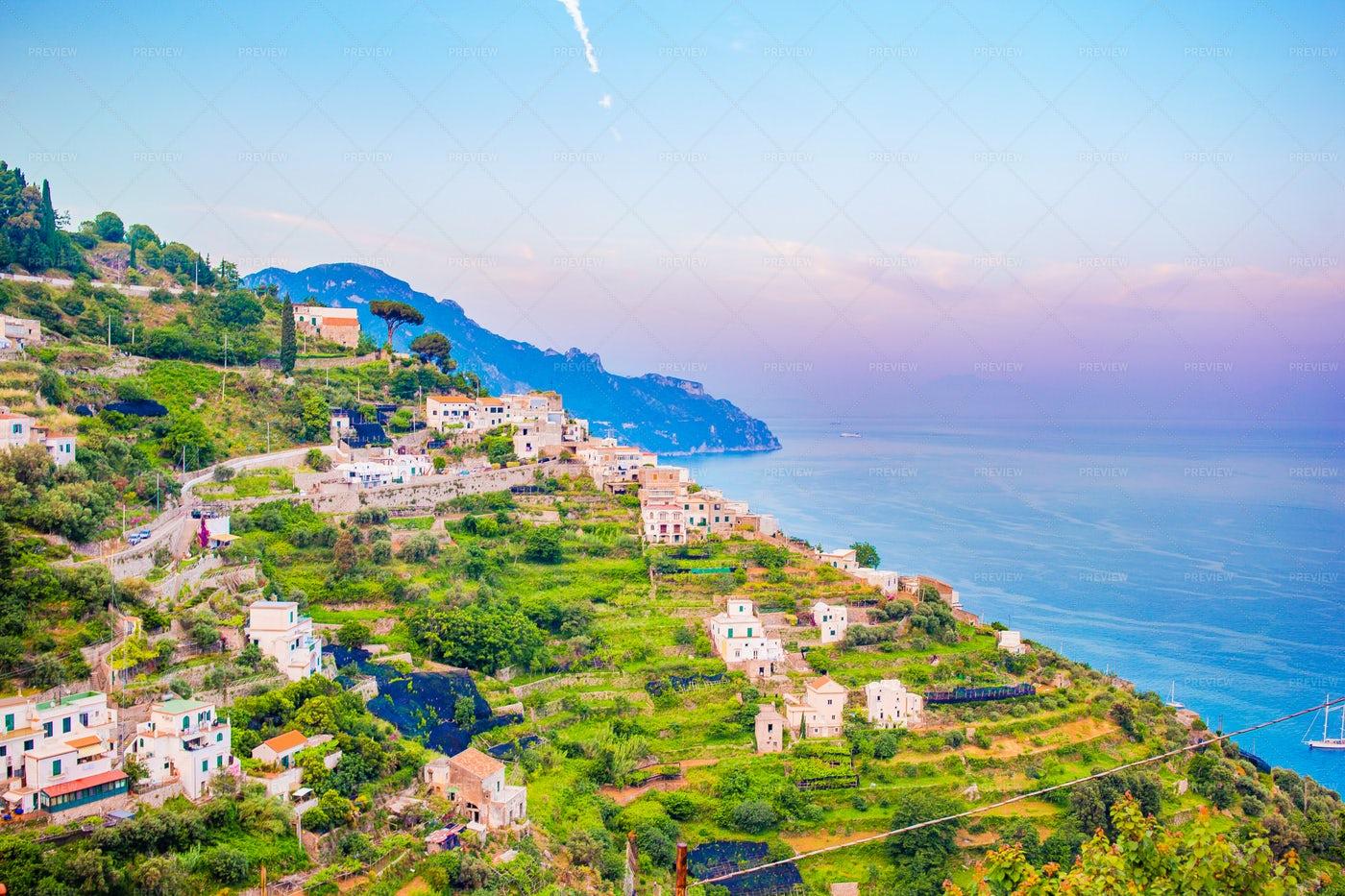 Positano, Amalfi Coast: Stock Photos