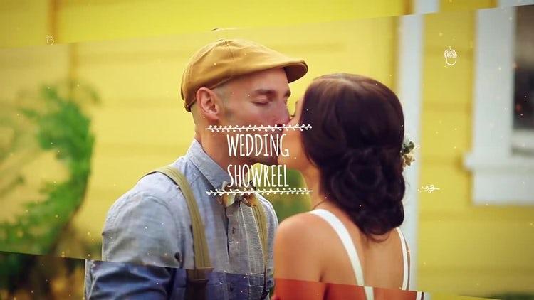 Wedding Reel: Premiere Pro Templates