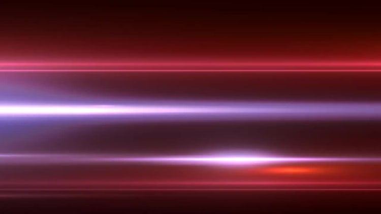 Red Streak Transition: Motion Graphics