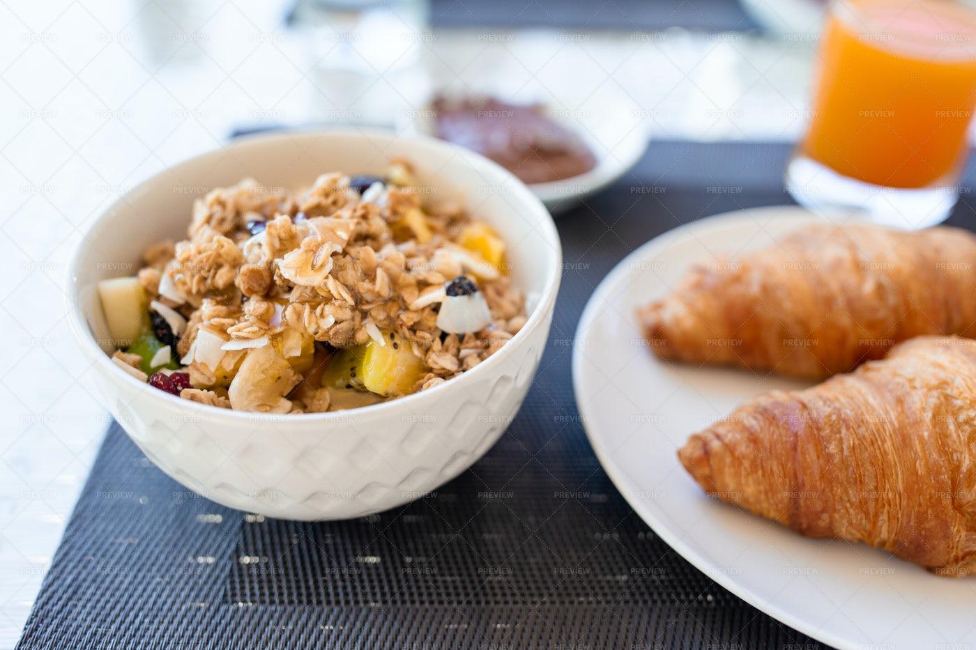 Fresh Breakfast: Stock Photos