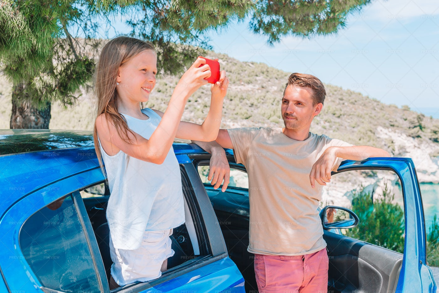 Photographing The Road Trip: Stock Photos