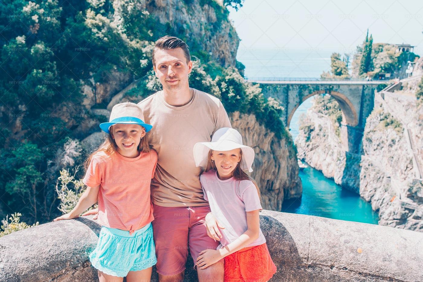 Amalfi Coast Vacation: Stock Photos