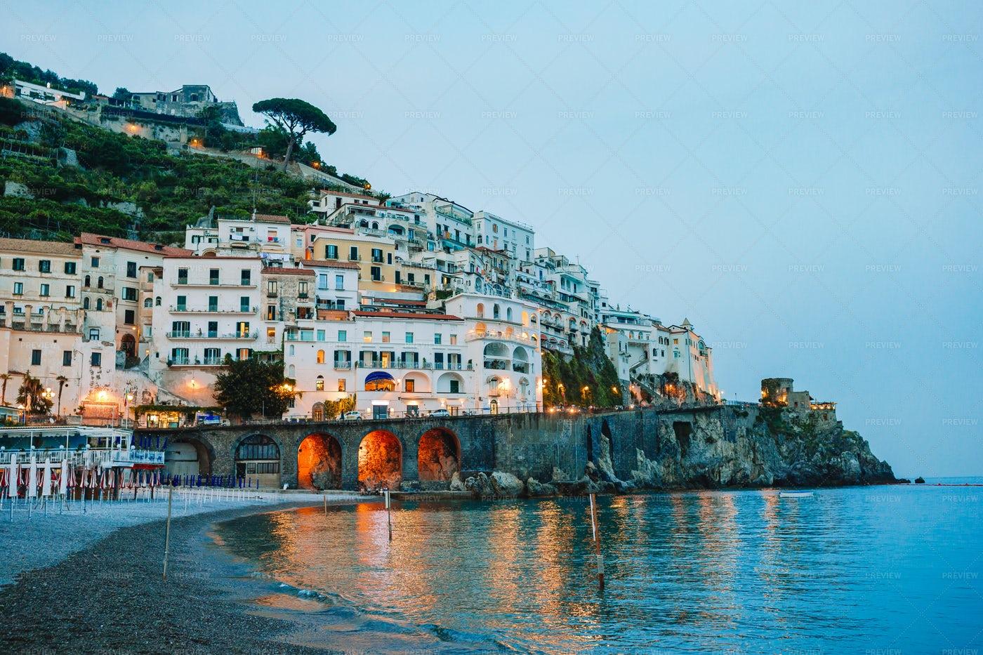 Coast Of Italy: Stock Photos