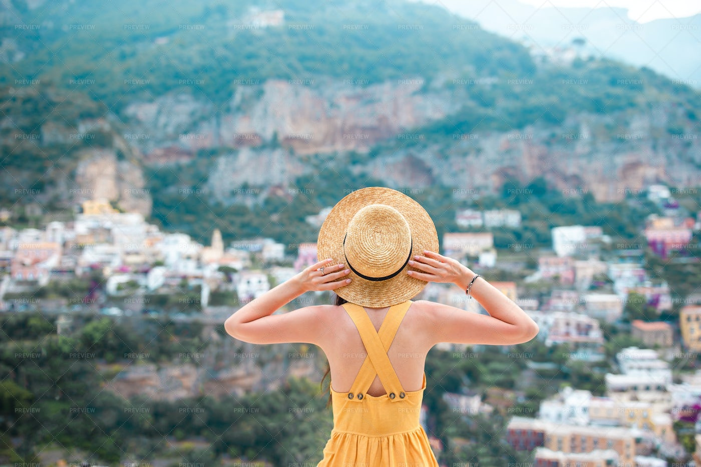 Summer Holiday In Italy: Stock Photos