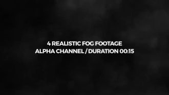 Realistic Fog Pack: Motion Graphics