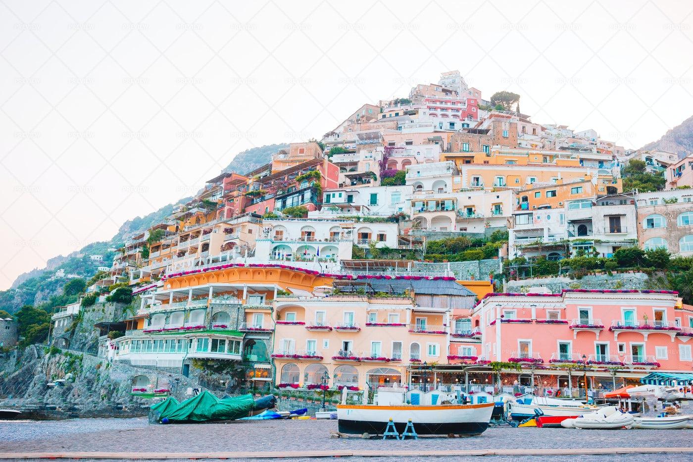Positano, Italy: Stock Photos