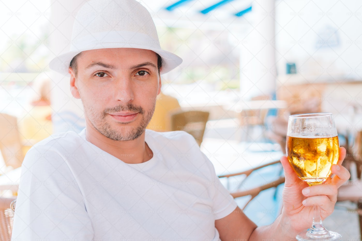 Glass Of Beer: Stock Photos