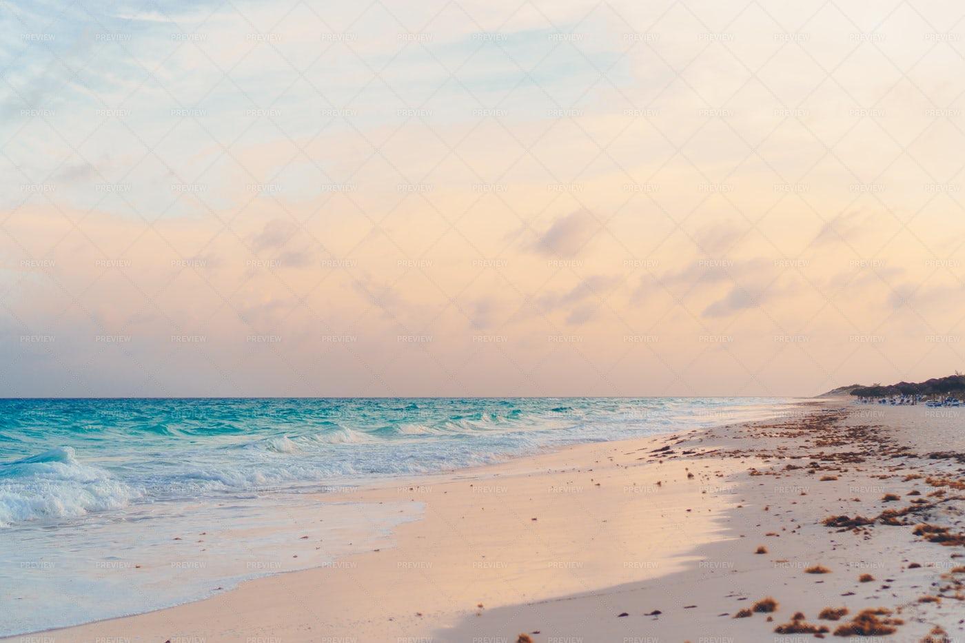 Caribbean Beach: Stock Photos
