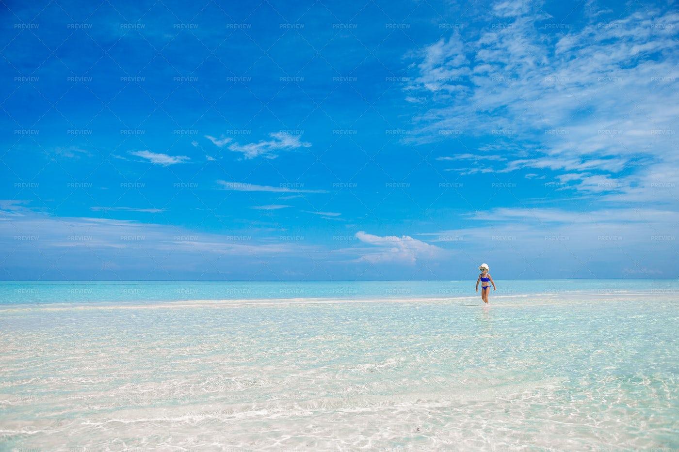In The Tropical Ocean: Stock Photos
