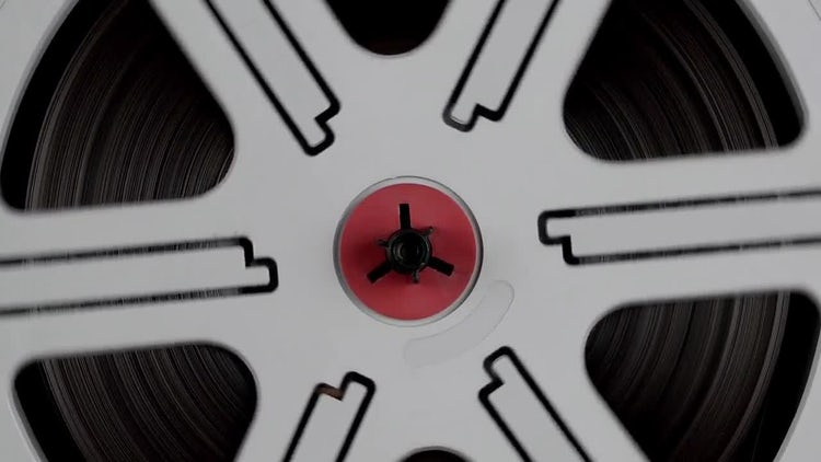Vintage Tape Recorder Background 3: Stock Video