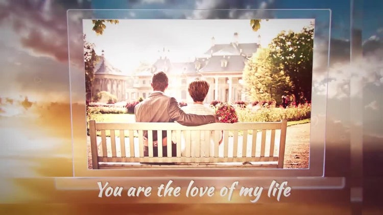 Love Story Slideshow: After Effects Templates