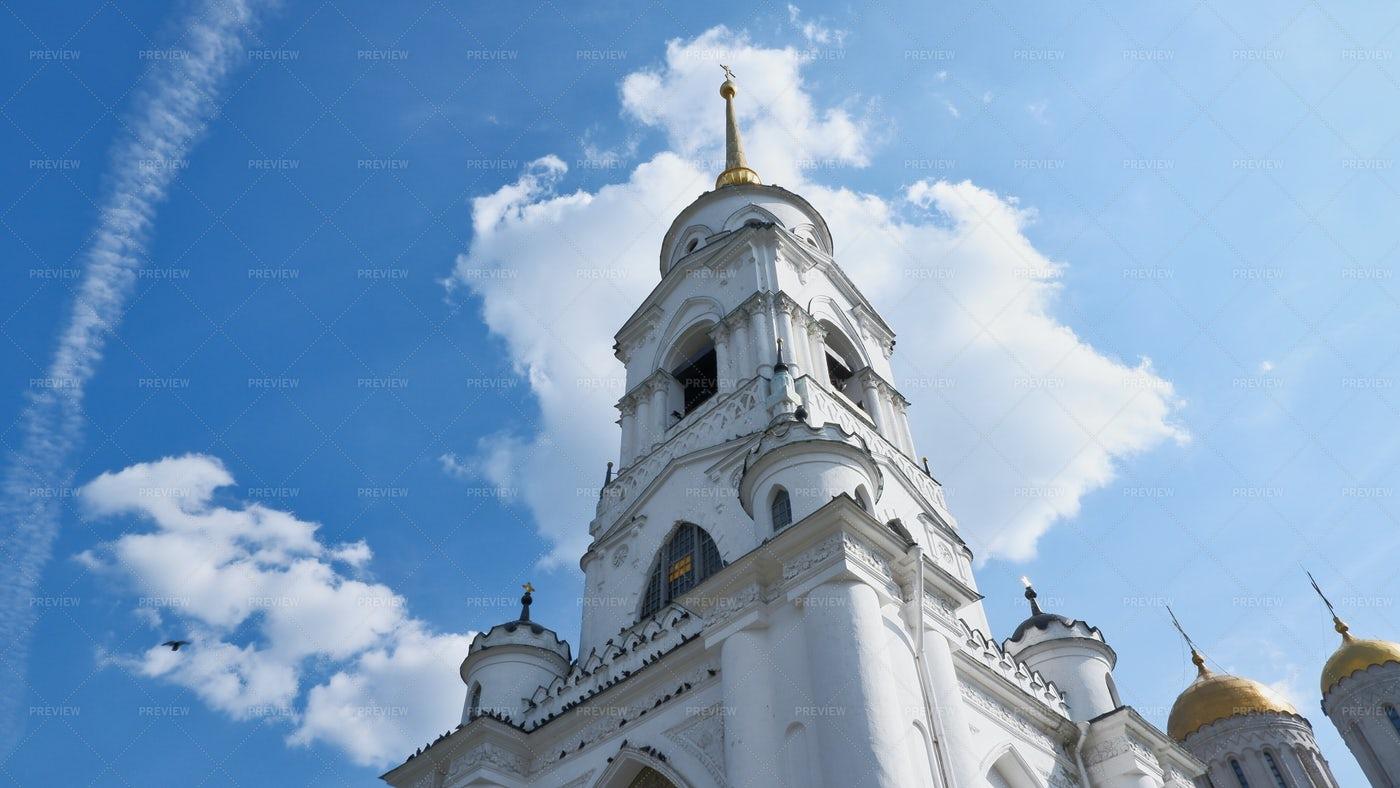 Church In Suzdal: Stock Photos