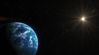 Earth: Motion Graphics