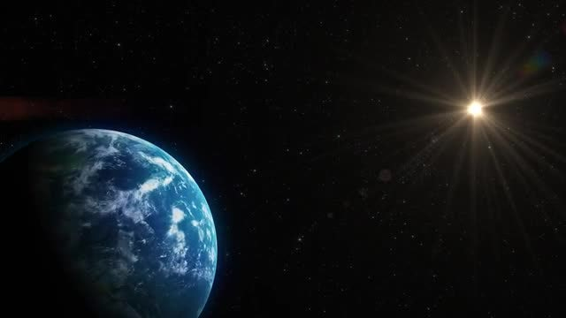 Earth: Stock Motion Graphics