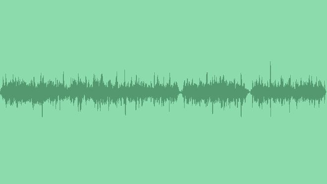 Inside A Car In A Big City: Sound Effects