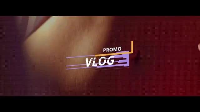 Vlog Promo: Premiere Pro Templates