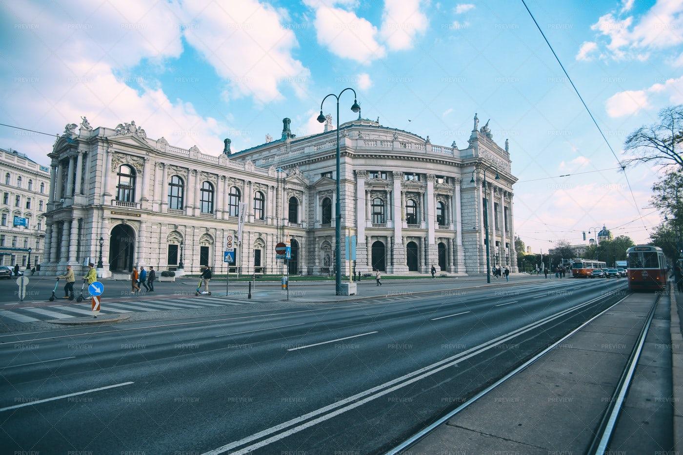 Vienna State Opera: Stock Photos