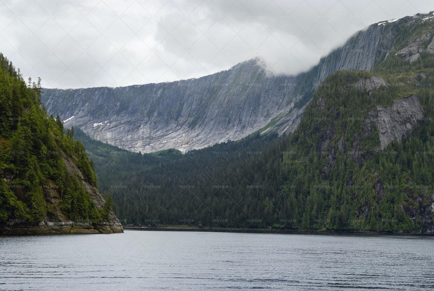Misty Fjords National Monument: Stock Photos