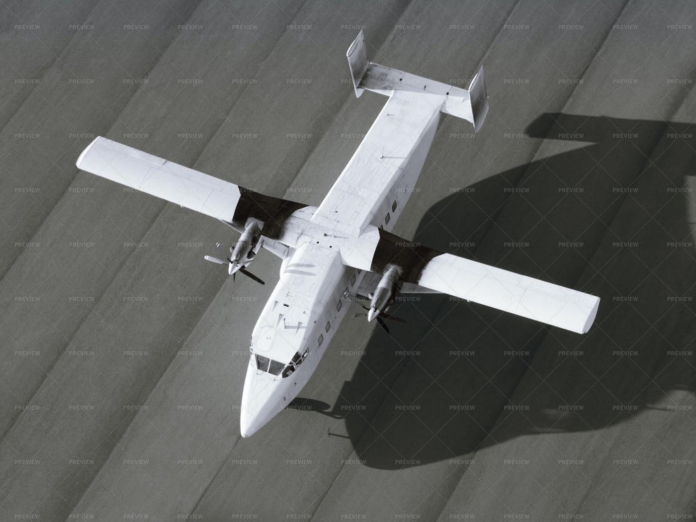 Single Engine Airplane: Stock Photos
